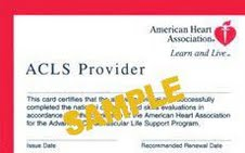 ACLS Training Tucson Arizona