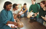 CPR ACLS Small Classes Tucson